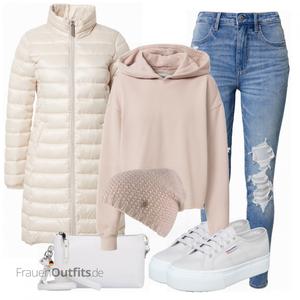 Cooles Winter Outfit FrauenOutfits.de