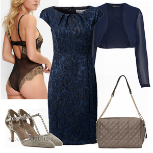 Perfecte kantoor outfit VrouwenOutfits.nl