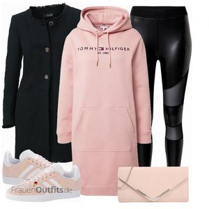Leichtes Outfit für die Freizeit FrauenOutfits.de