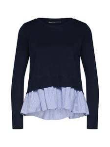 ONLY Pullover JUVITA nachtblau