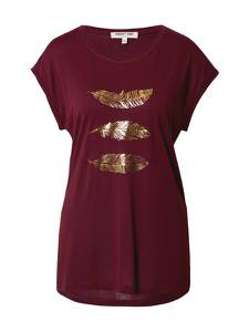 ABOUT YOU Shirt ''Antoinetta'' weinrot