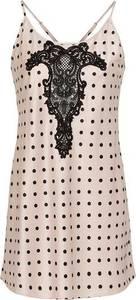 LingaDore DARING Kleidchen beige / schwarz
