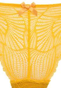 LASCANA String gelb