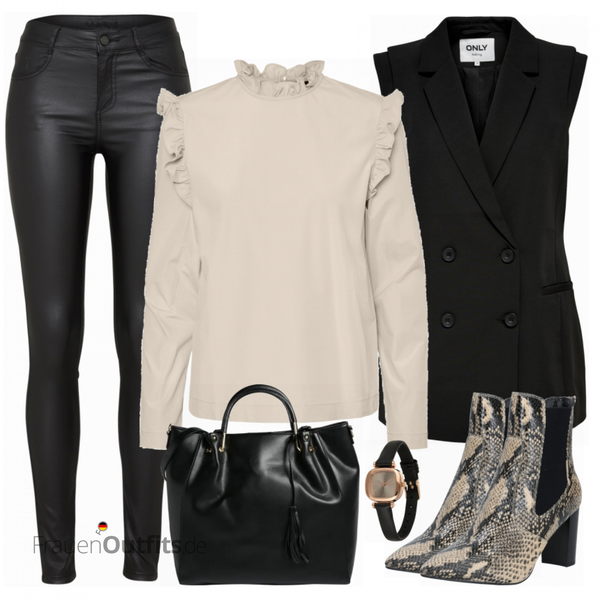 Eleganter Look FrauenOutfits.de