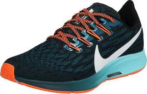 NIKE Laufschuh ''Nike Air Zoom Pegasus 36 Hakone'' schwarz / türkis