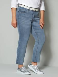 Jeans Angel of Style Blau