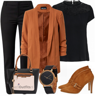 Elegante lente outfits VrouwenOutfits.nl