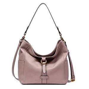 CLUCI Damen Handtasche Weiches Echtleder Frauen Designer Stylische Henkeltasche Tote Vintage Schultertasche Rosa