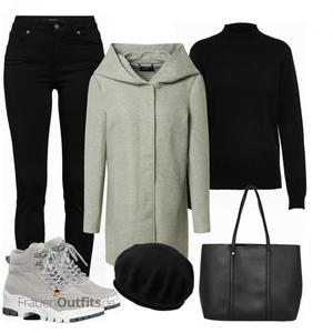 WinterlichesFreizeit Outfit FrauenOutfits.de