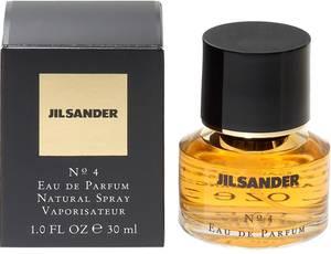 JIL SANDER N°4, Eau de Parfum goldgelb