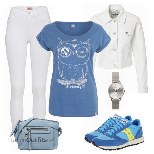 Outfit für den Sommer FrauenOutfits.de
