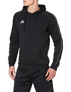 adidas Herren Core 18 Pullover, Black/White, M