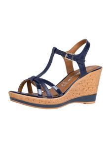 TAMARIS Sandalette blau
