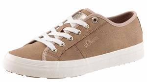 S.Oliver RED LABEL Sneaker sand