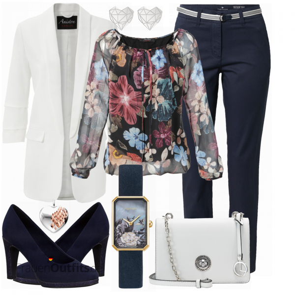 Modisches Business Outfit FrauenOutfits.de