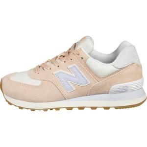 new balance Sneaker weiß / rauchblau / puder