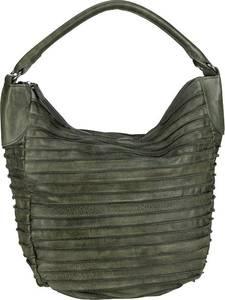 FREDsBRUDER Handtasche ''Riffeltier'' grün