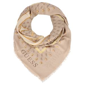 GUESS Tuch ''Mika'' cappuccino / beige / sand