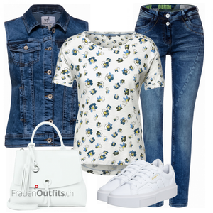 Casual Business Outfit FrauenOutfits.ch
