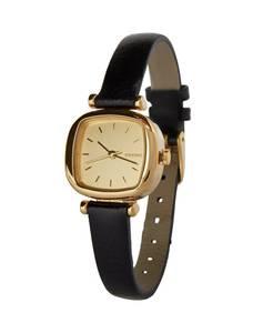 Komono Armbanduhr Moneypenny gold / schwarz
