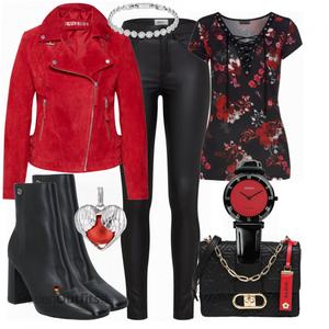 Auffälliges Business Outfit FrauenOutfits.de