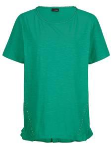 Shirt grün MIAMODA