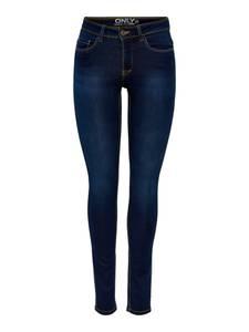 ONLY Jeans Skinny reg. soft ultimate blue denim