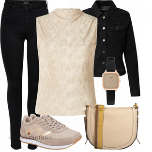 Outfit Voor De Zomer VrouwenOutfits.be