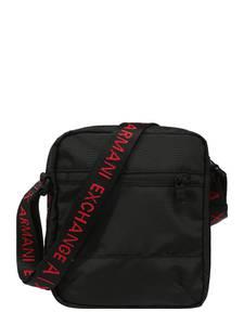 ARMANI EXCHANGE Tasche schwarz / grenadine