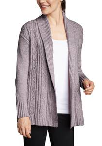Cable Sleepwear Cardigan