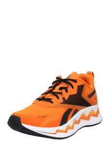 REEBOK Sneaker orange / schwarz