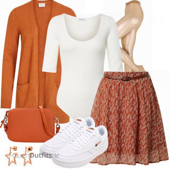 Stilvolles Sommer Outfit FrauenOutfits.de