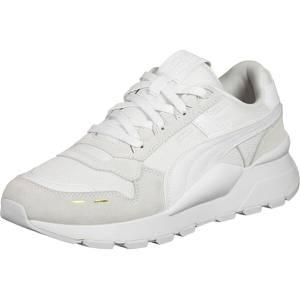 PUMA Sneaker hellgrau / weiß