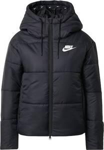 Nike Sportswear Jacke schwarz / weiß