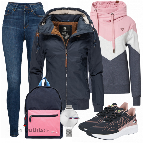 Casual Outfit FrauenOutfits.de