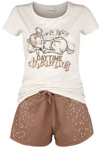 Bambi Daytime Schlafanzug