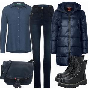 Perfekt für den Winter FrauenOutfits.ch