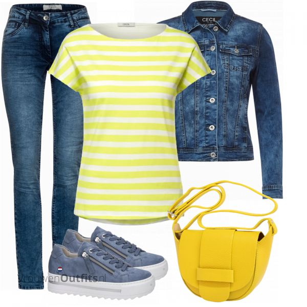Lente Outfit VrouwenOutfits.nl