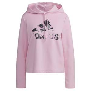 ADIDAS PERFORMANCE Sportsweatshirt pink / schwarz