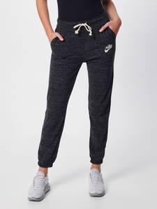 Nike Sportswear Hose ''W NSW GYM VNTG PANT'' perlweiß / basaltgrau