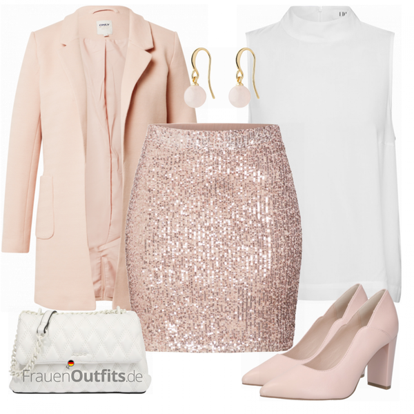 Feierliches Outfit FrauenOutfits.de