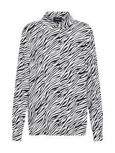 OBJECT Bluse ''BONNIE BAY'' schwarz / weiß
