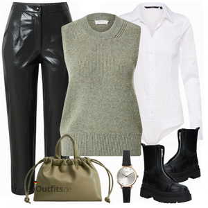 Modernes Business Outfit FrauenOutfits.de
