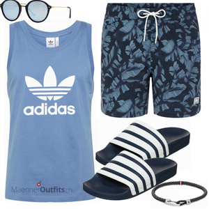 Sommer Outfit MaennerOutfits.ch