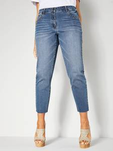 Jeans Angel of Style Blue stone