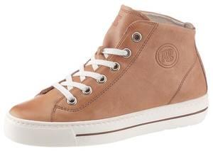 Paul Green Sneaker hellbraun