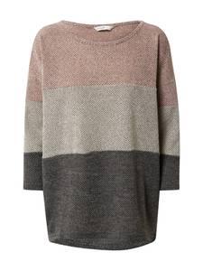 ONLY Shirt ''ALBA''  grijs / donkergrijs / rosé