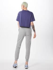 Nike Sportswear Hose grau / weiß