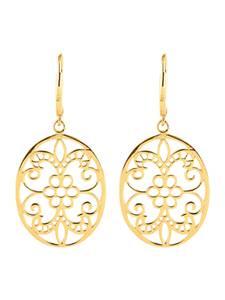ELLI Ohrringe ''Ornament'' gold