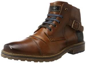 bugatti Herren 311382301132 Klassische Stiefel Kurzschaft Stiefel , Braun , 43 EU